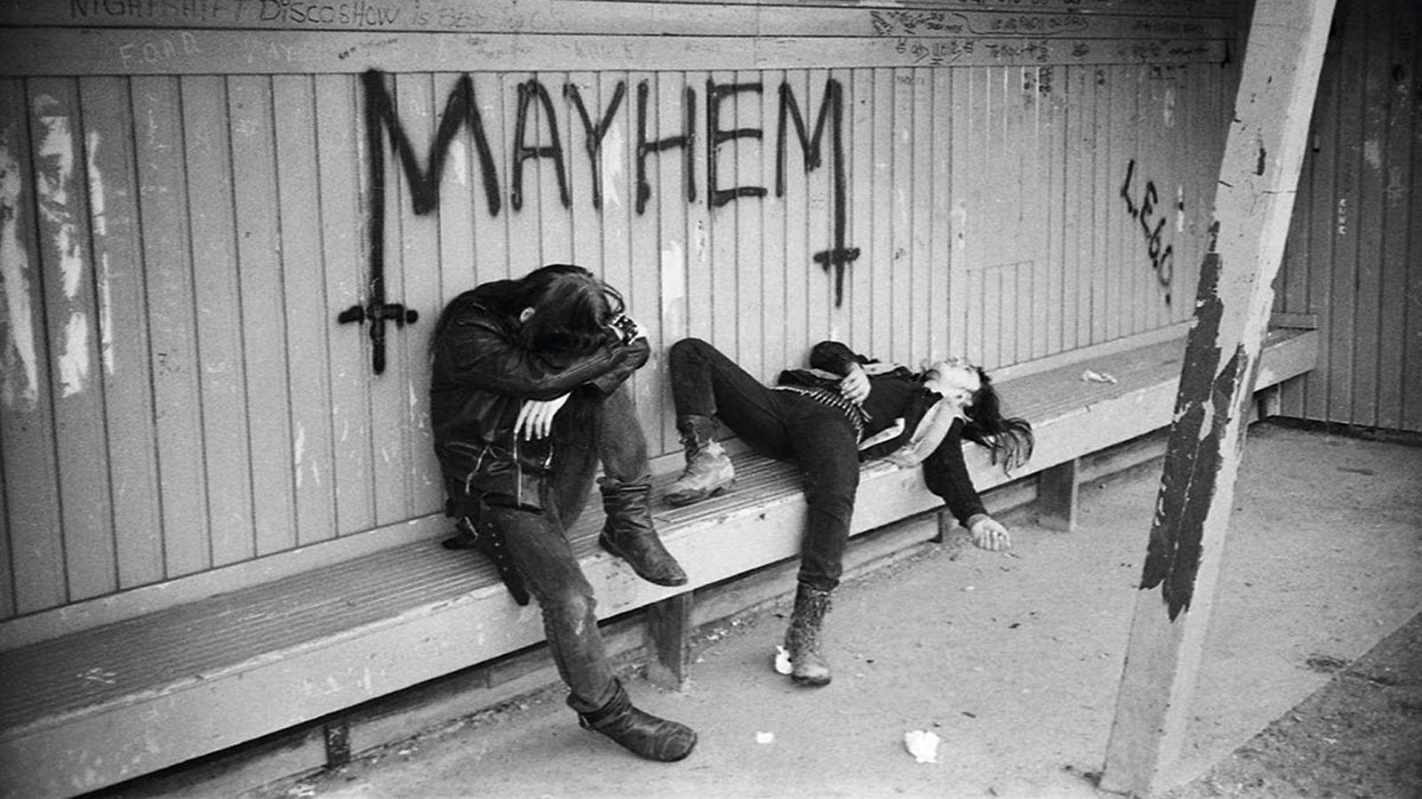 Mayhem | Listen on NTS