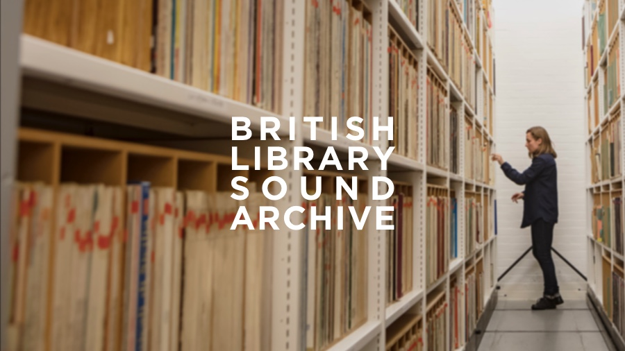 Image result for british library sound archive logo