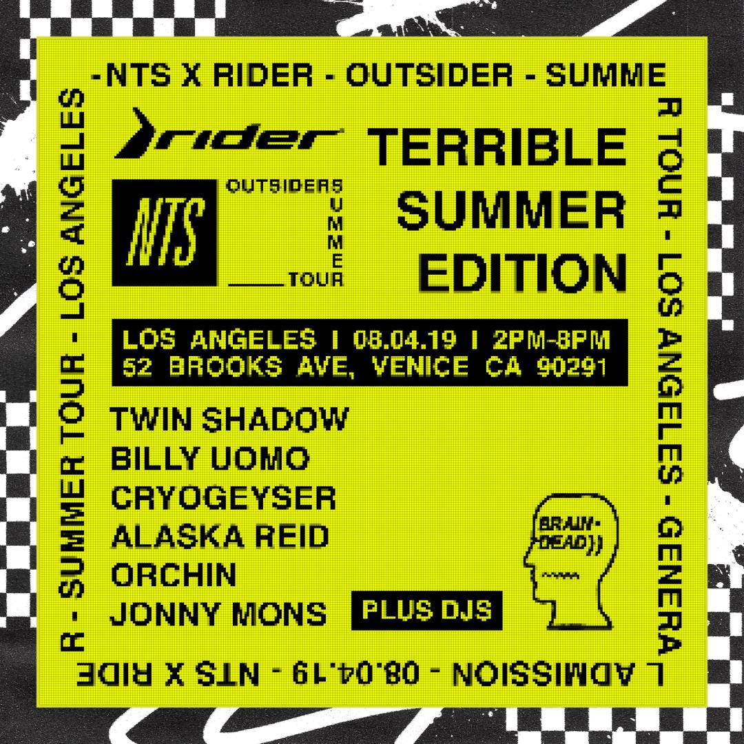 Rider - Terrible Summer - Square.jpg