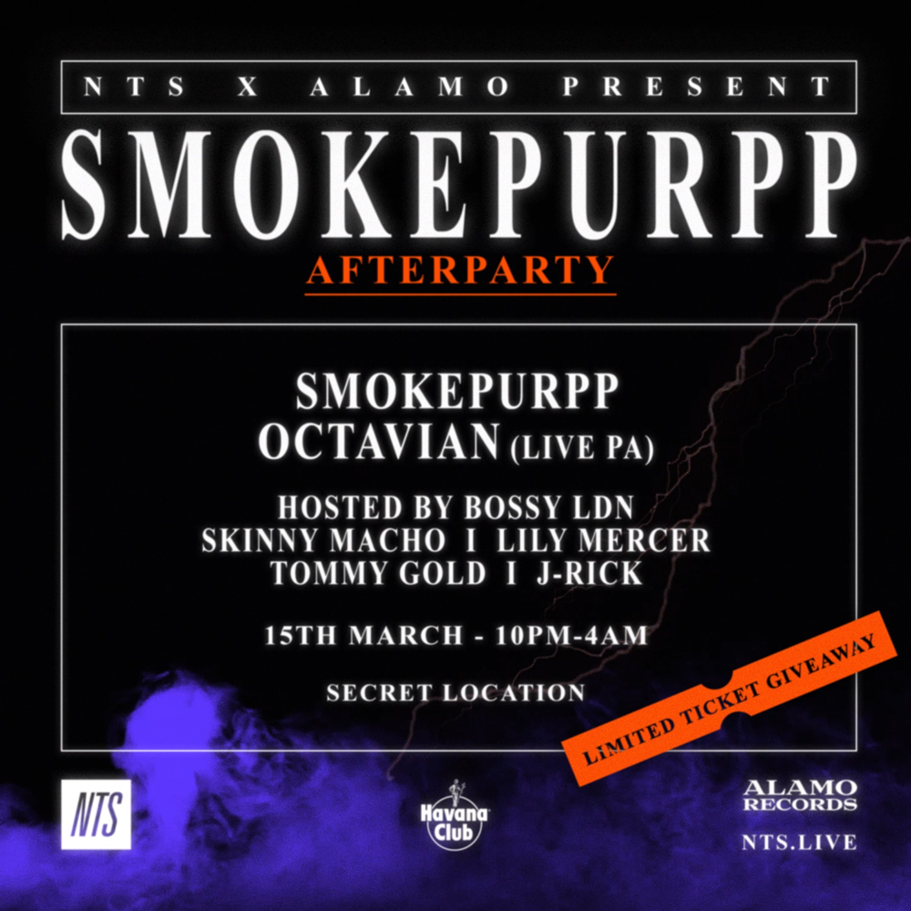 Socials Still - NTS x Alamo present Smokepurpp Afterparty.png