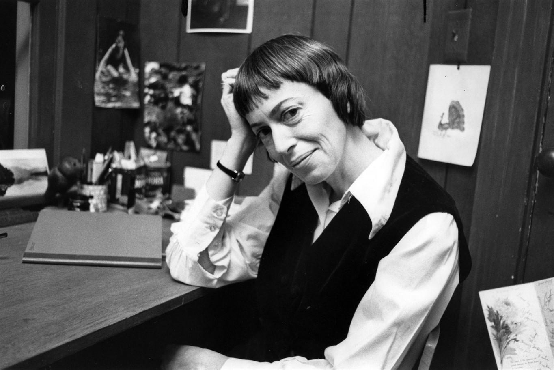 image 3_Ursula K. Le Guin at her desk in Portland, Oregon, 1972. Courtesy of The Oregonian.jpg