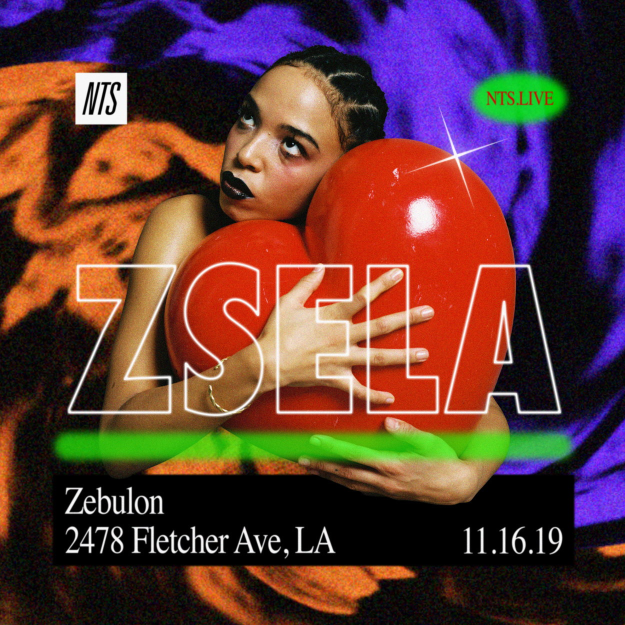 Still (Square) - ZSELA @ Zebulon - NTS - 16.11.19.jpg