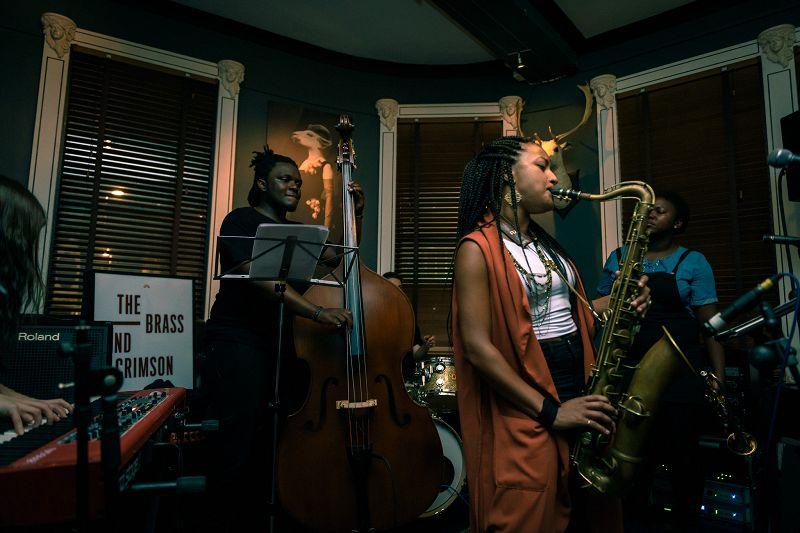 Nubya Garcia Quintet - Live from The Brass & Crimson Leeds