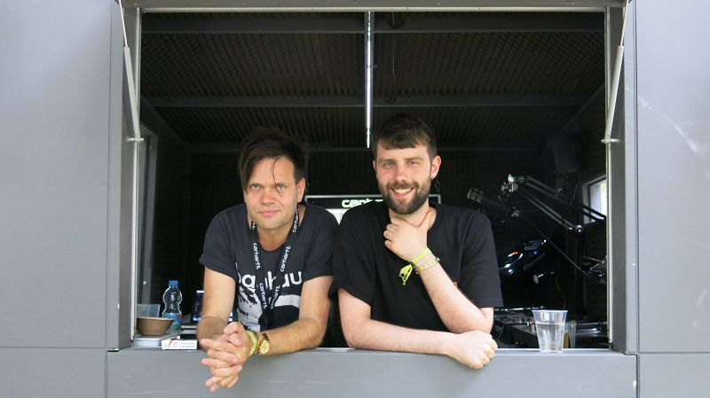 NTS X Carhartt WIP Radio Tour: Open Source Festival w/ Trentemoller