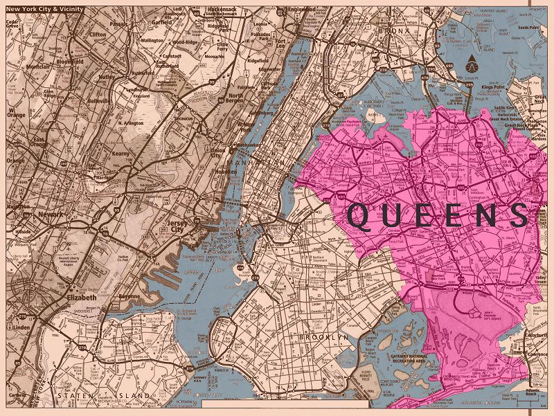 Ted Draws - Queens Special