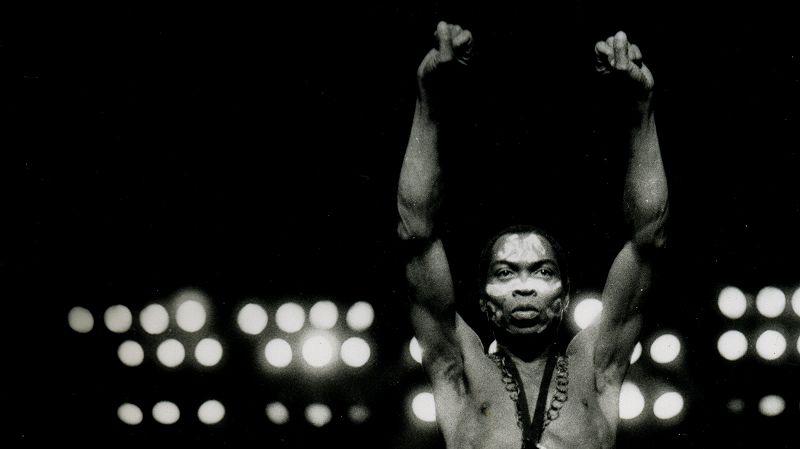 Fela Kuti Day - Dave DJANGO DJANGO