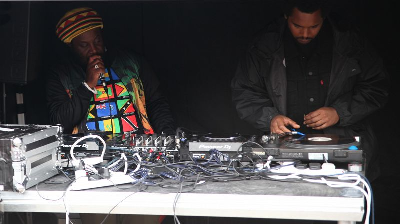 Lord Tusk & Benji Roots - Live From Hackney Carnival w/ Carhartt WIP