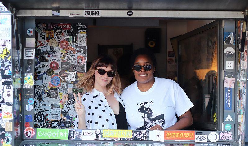 Moxie & Cherrie Flava (Mic Records)