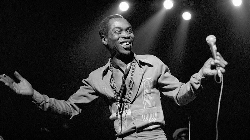 Fela Kuti Day - DJ Babes Abroad