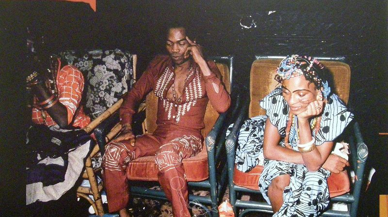 Fela Kuti Day - Fela & His Peers by ML