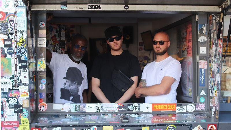 Black Focus w/ Henry Wu, Steve Spacek & Tenderlonious