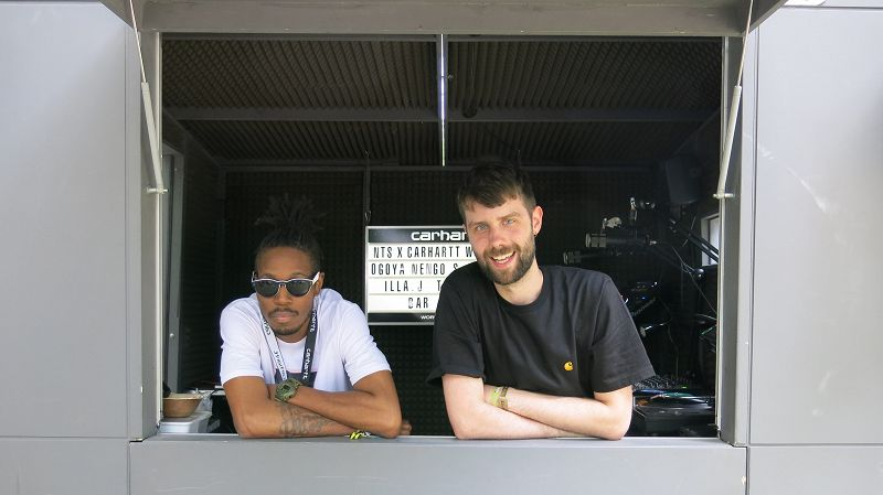NTS X Carhartt WIP Radio Tour: Open Source Festival w/ Illa J & Rory Bowens