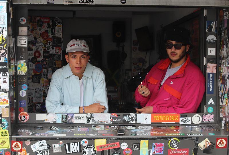 Bone Soda w/ Tommy Gold & Pink Noise
