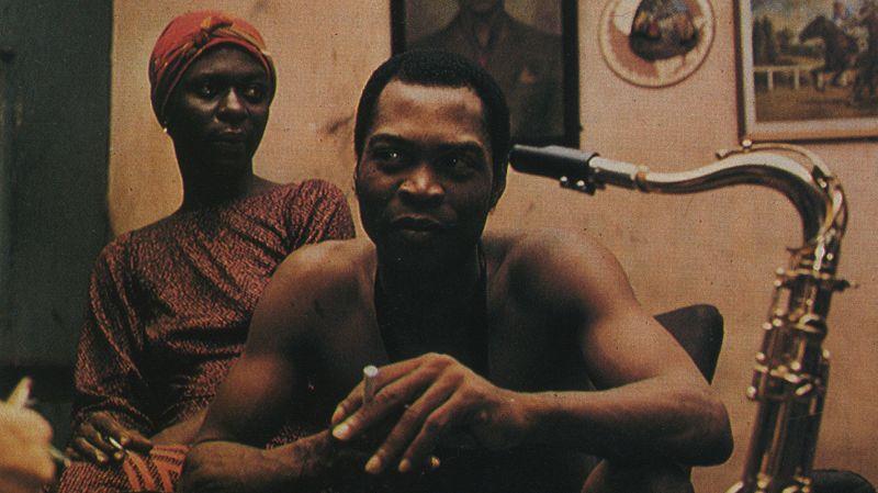 Fela Kuti Day - Brian Long, Knitting Factory Records & Paul Heck (Red Hot Organisation)