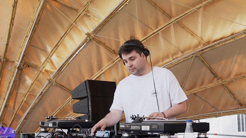 DJ Wey (Live From Primavera Sound)