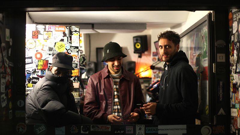 The Apron Show w/ Funkineven, Molinaro & Jon Rust