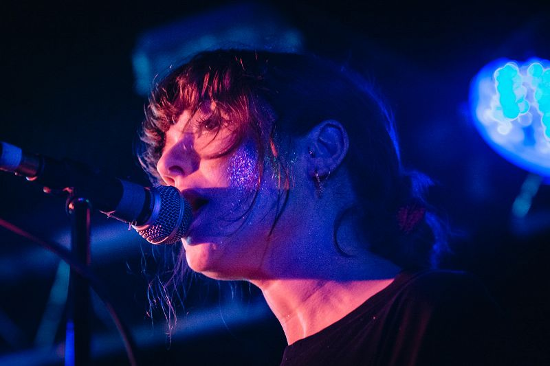 Jessy Lanza - Live From The Brass And Crimson Bristol