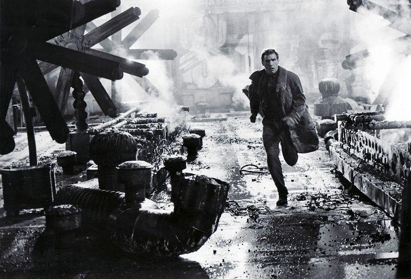 Raji Rags - Blade Runner Soundtrack Reimagined