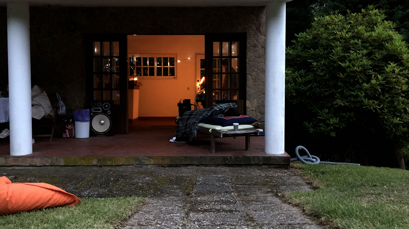Organic Music Tokyo w/ Chee Shimizu & Miguel - Listening session at Guimaraes, Portugal