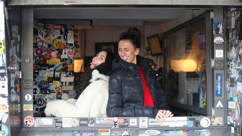 R & R w/ Loren & Eliza