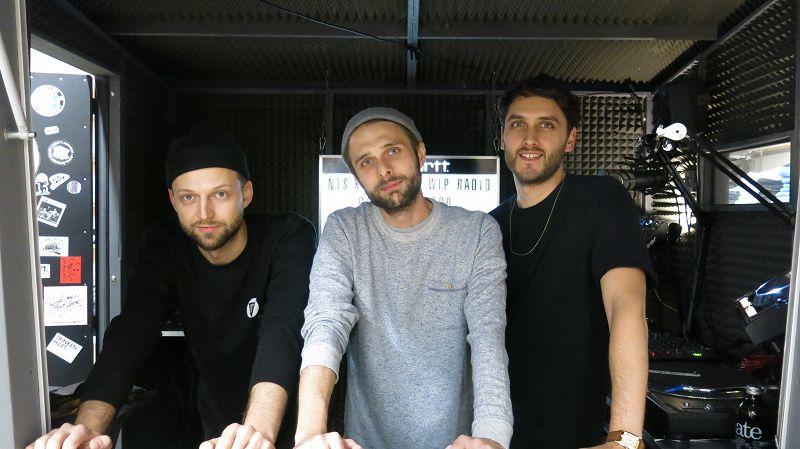 NTS x Carhartt WIP Radio Tour: Dortmund w/ Glenn Astro, IMYRMIND & Jon Rust