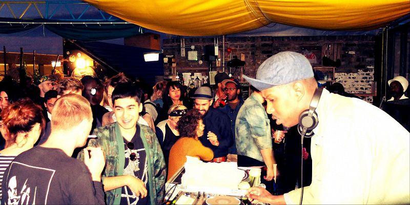 Funkineven - Wednesday Club 2014