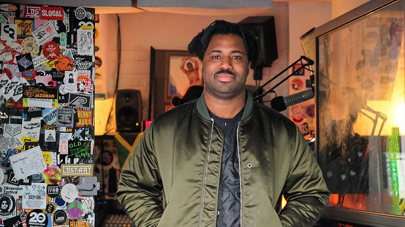 Everything Is Recorded: Sampha