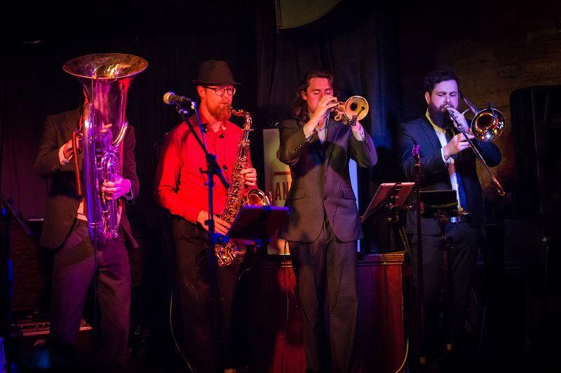 Brass Gumbo - Live From The Brass & Crimson Edinburgh