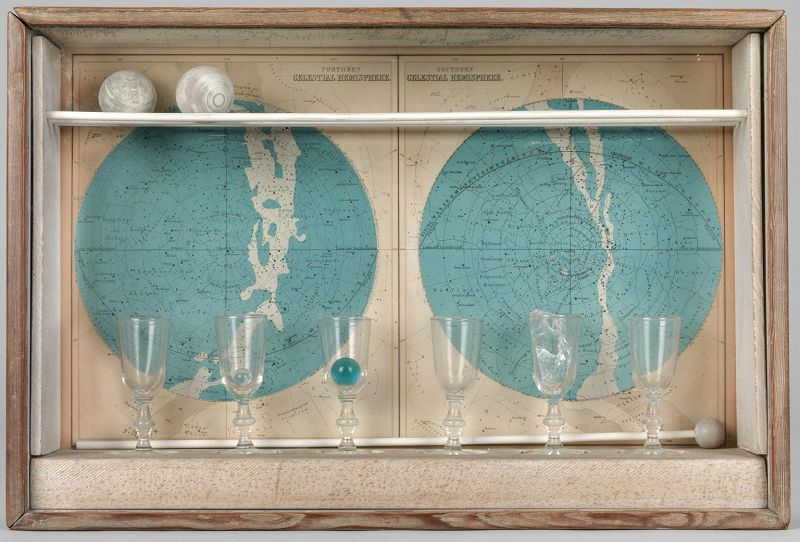 Time is Away - Joseph Cornell & The Preservation of Memory