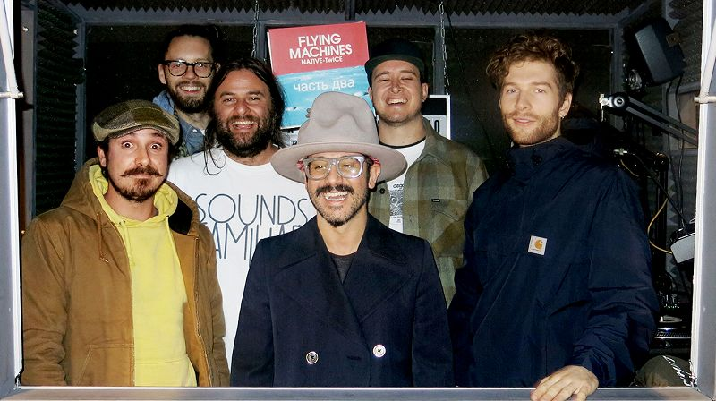 NTS X Carhartt WIP Radio Tour - Verona w/ Charlie Bones, Tasker, Flying Machines & Mushrooms Project