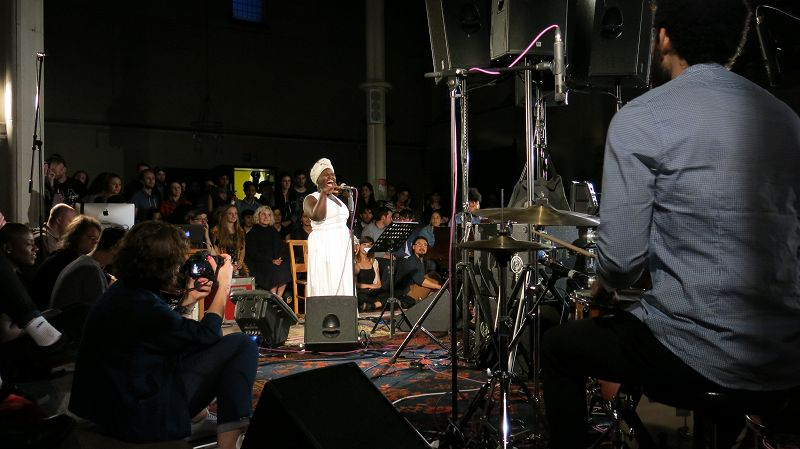 Daymé Arocena (Original Material) - Live At Church of Sound