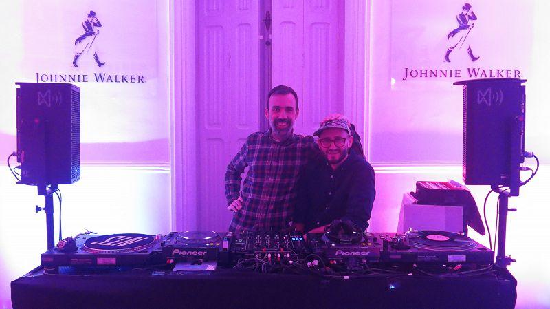 Johnnie Walker Blenders' Batch: Madrid w/ Nano 4814 & Javi Bayo