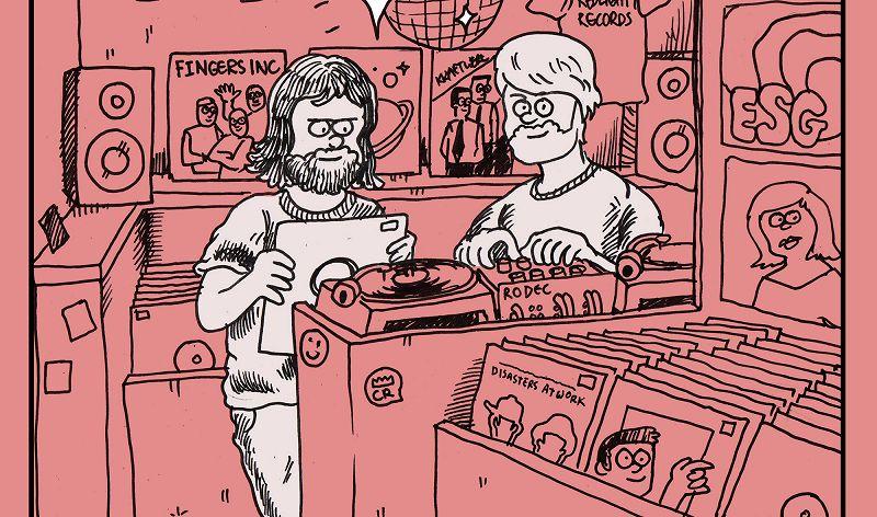 Noise in my Head w/ Calypso Steve & DJ Vegetable