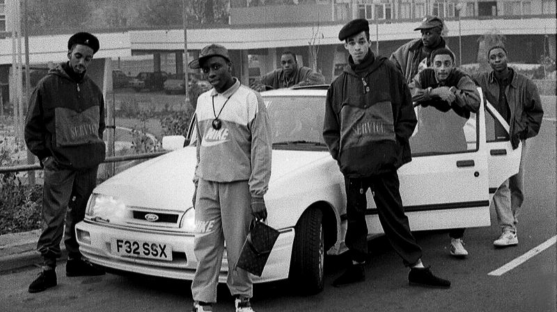 Ted Draws - UK Hip Hop Special