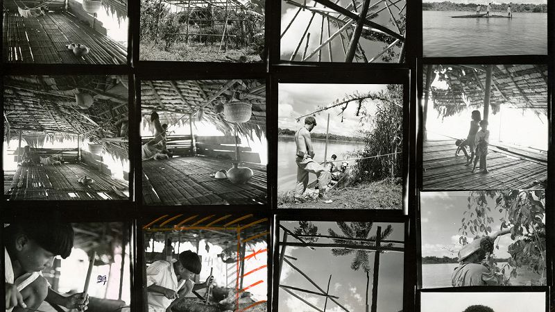 BRITISH LIBRARY SOUND ARCHIVE - ANGLO-COLOMBIAN RECORDING EXPEDITION, 1960-1961