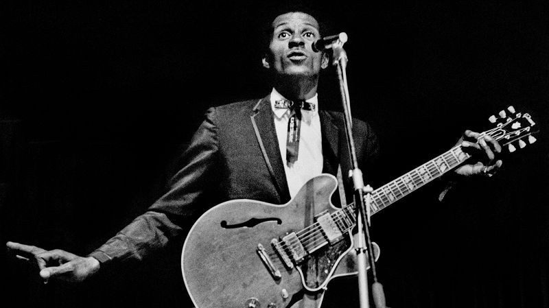 Throwing Shade - Chuck Berry Special