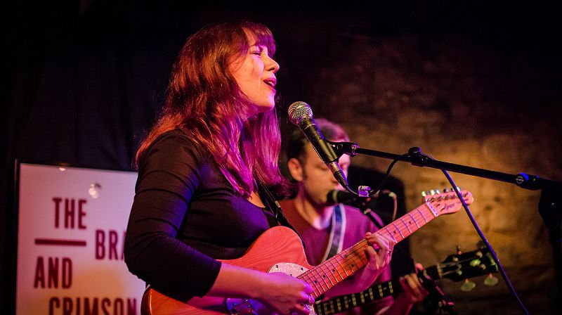 Laura Groves - Live From The Brass & Crimson Edinburgh