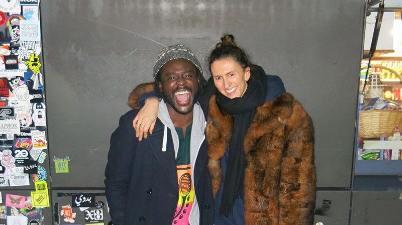 R&R w/ Loren & Boadi