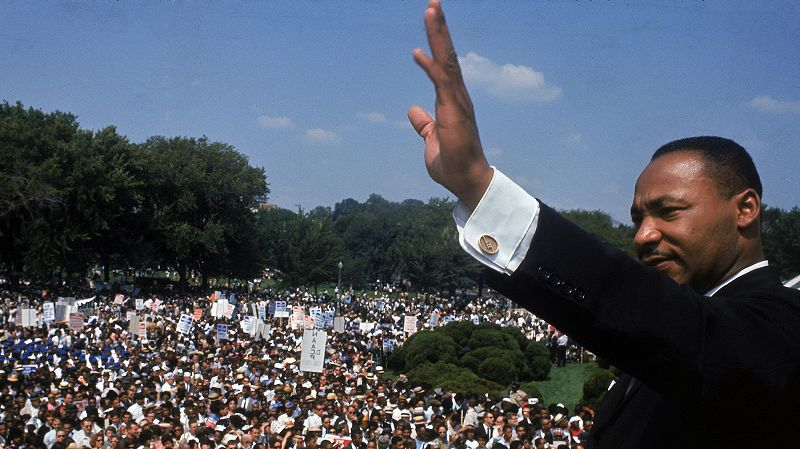Martin Luther King Tribute w/ Paul Camo & Sam Blair