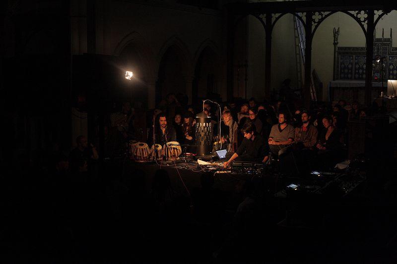 James Holden & Camilo Tirado Present 'Outdoor Museum Of Fractals' - Live from Church Of Sound