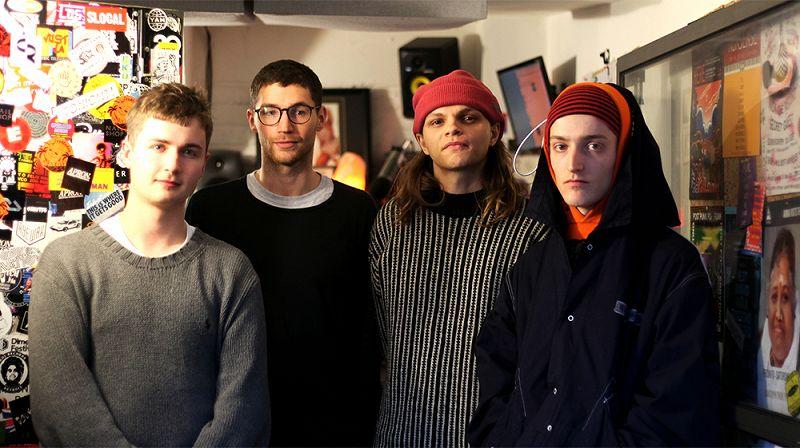 Young Turks w/ Estetika Zvuka, Cajm & Tex