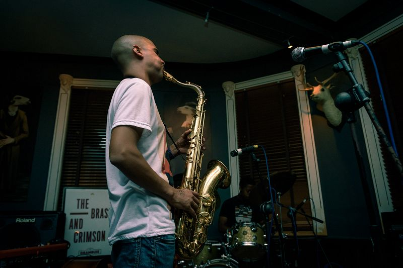 Binker & Moses - Live From The Brass And Crimson Leeds
