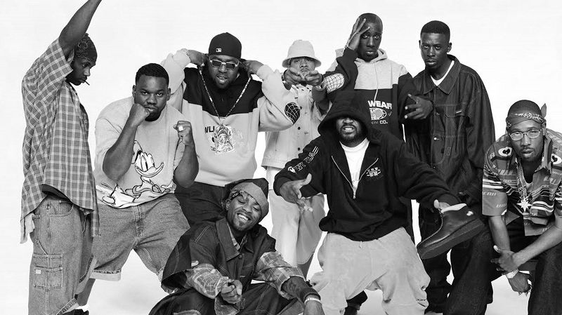 Ted Draws - Wu-Tang Clan Special