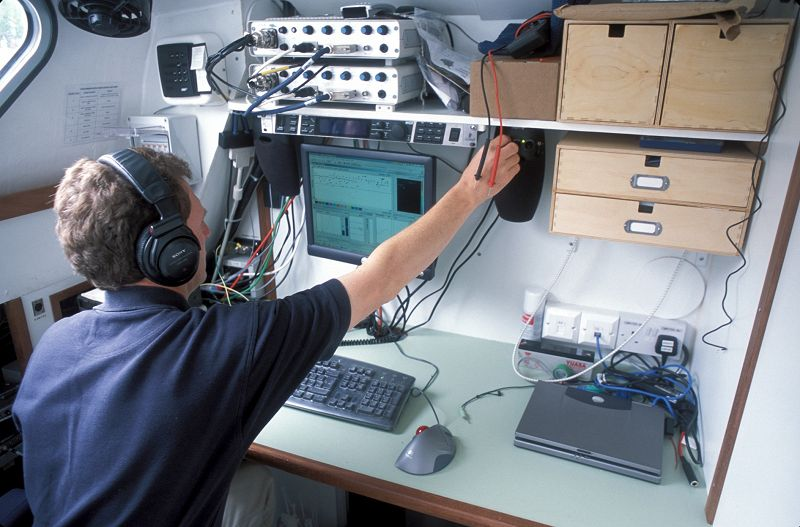 British Library Sound Archive - Underwater Field Recordings