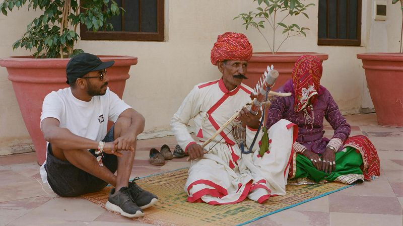Raji Rags Indian Music Special