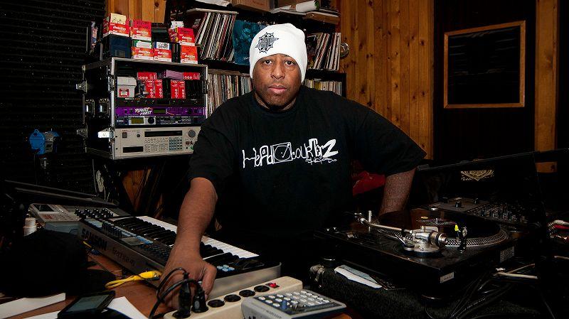 Ted Draws - DJ Premier Special