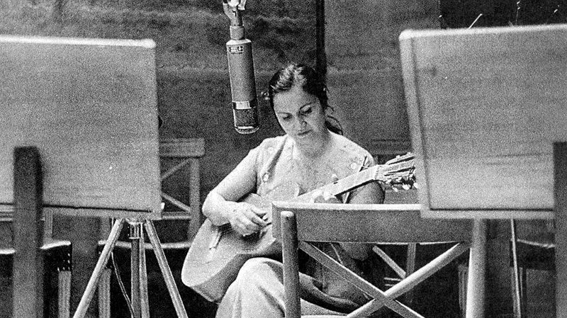 Death is Not The End: The Early Recordings of Violeta Parra