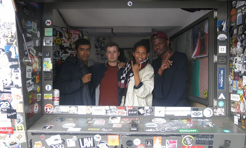 Young Turks w/ Ndeh & Shy One